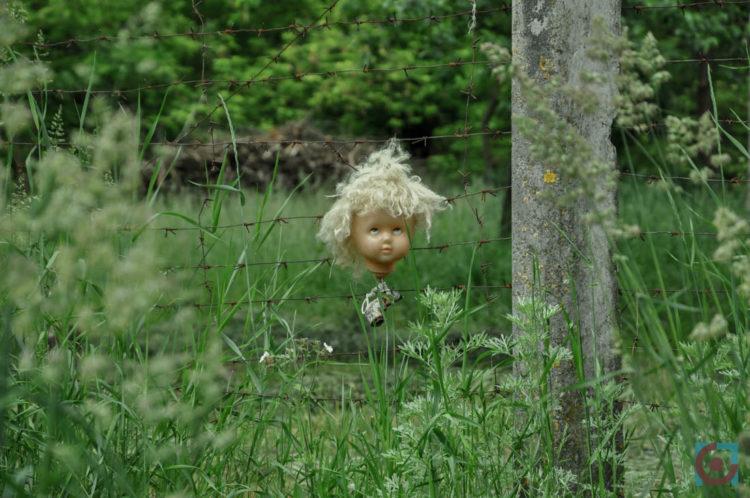 Прип'ять, лялька