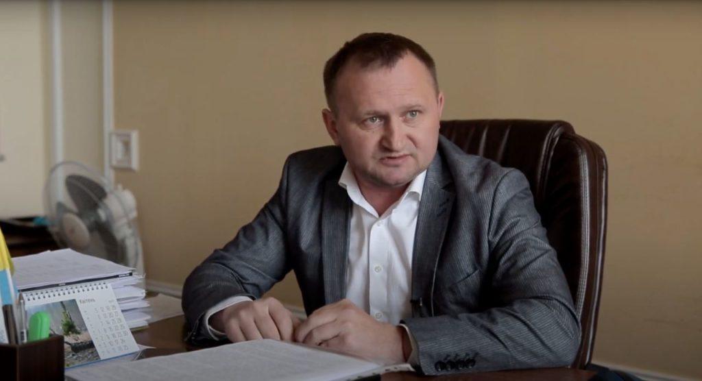 Начальник управління екології Волинської ОДА Валентин Кухарик