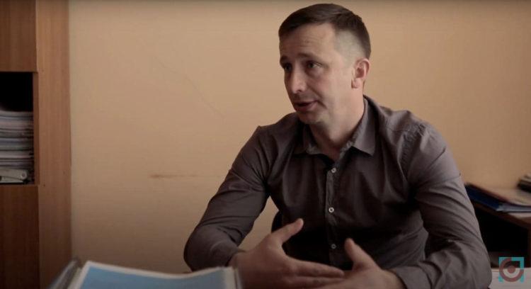 Андрій Мельничук сектор Держводагентства у Волинській області