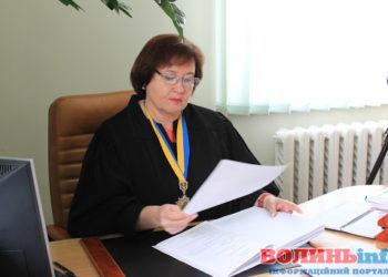 Валентина Пушкарчук