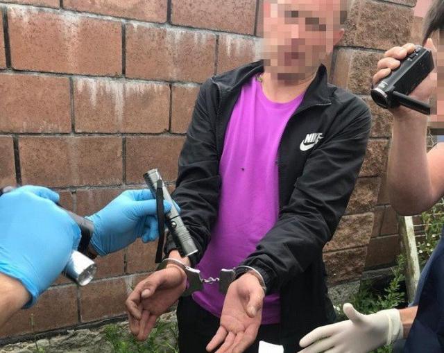 Затримання майора поліції Ігоря Власюка (6)