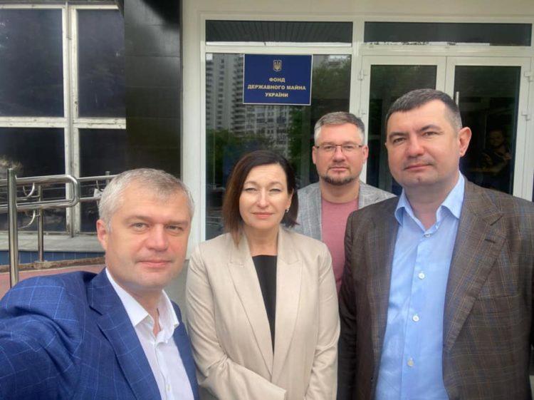 Ірина Констанкевич, Анатолій Капустюк, Григорій Недопад, Вячеслав Рубльов