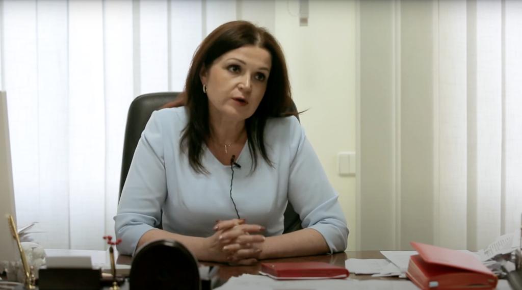 Заступниця міського голови Луцька Ірина Чебелюк