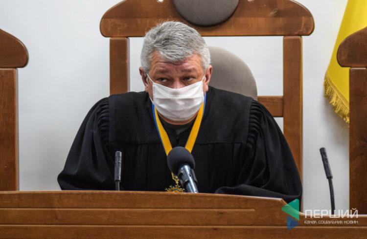 Андрій Сівчук, суддя Луцького міськрайонного суду
