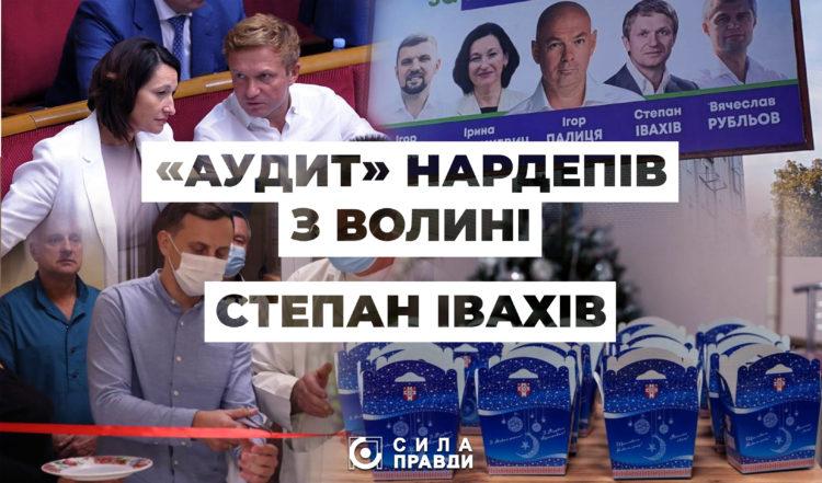 Головне аудит роботи Степан Івахів
