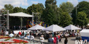 На святкування Дня міста у Нововолинську витратили понад 450 тися гривень